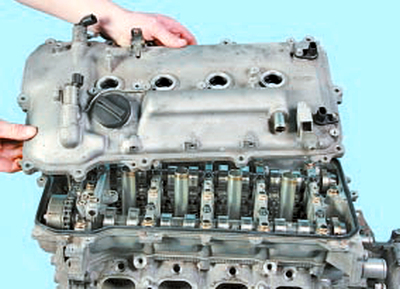 Очистка системы вентиляции картера Тойота Королла 10 Аурис