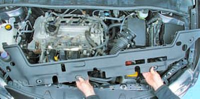 Проверка, регулировка и замена ремня привода вспомогательных агрегатов Тойота Королла 10 Аурис