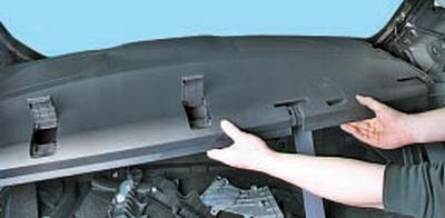 Снятие и установка динамиков акустической системы Тойота Королла 10 Аурис