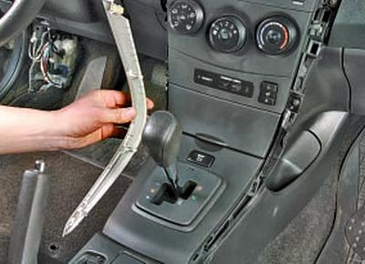 Замена блока управления обогревом передних сидений Тойота Королла 10 Аурис