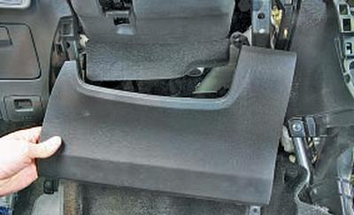 Замена контактной группы выключателя (замка) зажигания Тойота Королла 10 Аурис