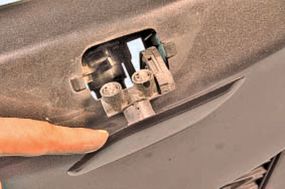 Разборка переднего бампера Тойота Королла 10 Аурис