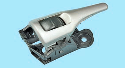 Снятие и установка внутренней ручки передней двери Тойота Королла 10 Аурис