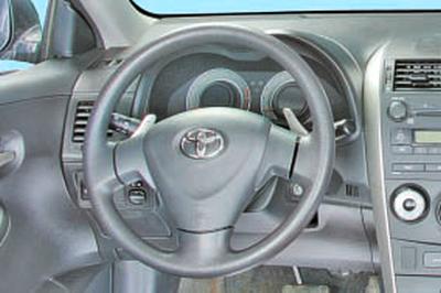 Рулевое управление Тойота Королла 10 Аурис