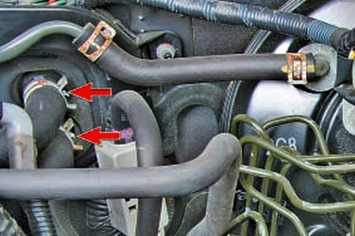 Особенности устройства системы отопления Тойота Королла 10 Аурис