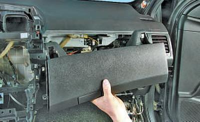 Снятие и установка вентилятора воздухонагнетателя Тойота Королла 10 Аурис