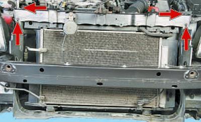 Замена фильтрующего элемента ресивера Тойота Королла 10 Аурис