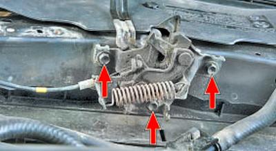 Снятие и установка радиатора системы охлаждения Тойота Королла 10 Аурис