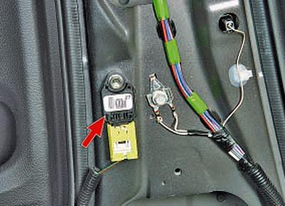 Система пассивной безопасности Тойота Королла 10 Аурис
