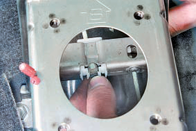 Снятие и установка рычага привода стояночного тормоза Тойота Королла 10 Аурис